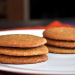 Maple Syrup Cookies