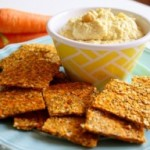 Healthy Raw Crackers