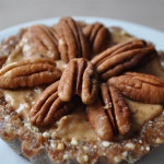 Mouthwatering Raw Pecan Pie
