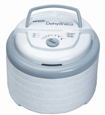 Nesco Snackmaster Pro Food Dehydrator FD-75A for dehydrating food