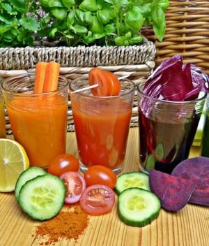 health benefits of juicing in the morning