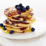Gluten free,dairy, sugar & egg free pancakes