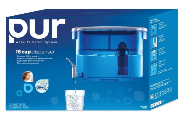 pur 18 cup water filter
