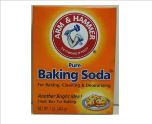 Bicarbonate Baking soda