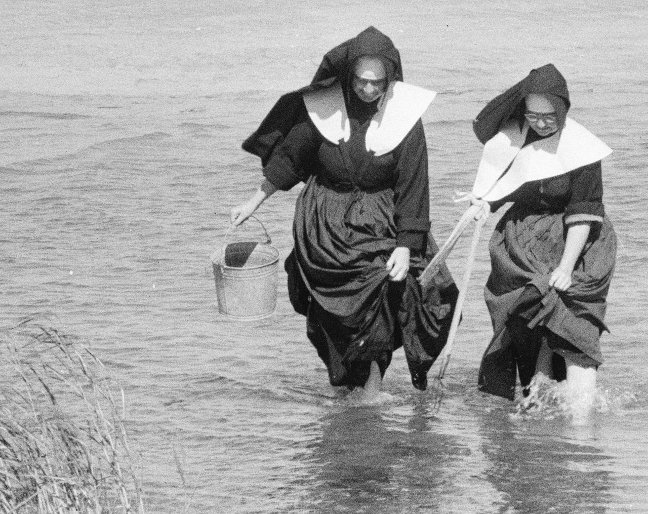 Happy Nuns