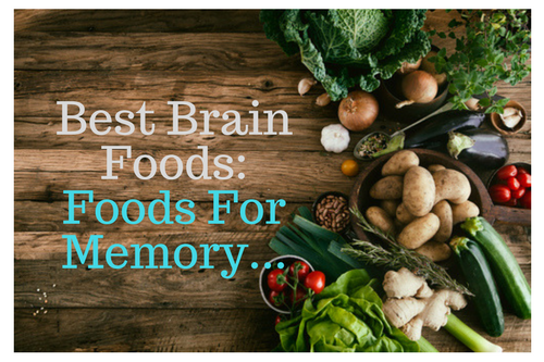 What Type Of Food Will Help You Increase Your Brain Power?