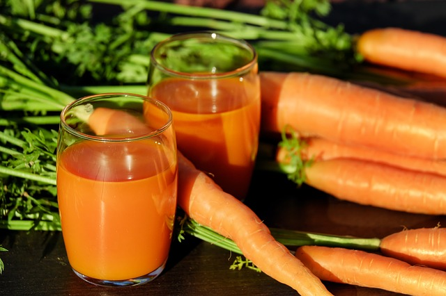 best time to drink carrot juice